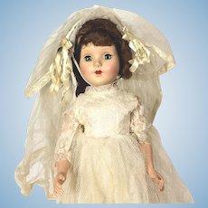 American Character Sweet Sue Walker Bride Doll