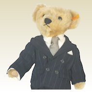 Steiff Polo Ralph Lauren Chairman of the Board limited edition bear