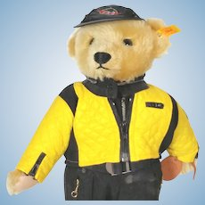 Limited Edition Steiff Polo Ralph Lauren Racer bear