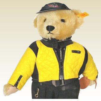 Limited Edition Steiff Polo Ralph Lauren Racer bear