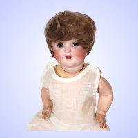 Antique ABG Alt Beck & Gottschalk 1361 breather baby doll