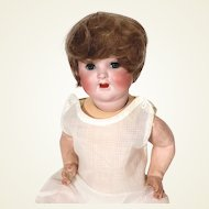 Antique ABG Alt Beck & Gottschalk 1361 breather baby doll