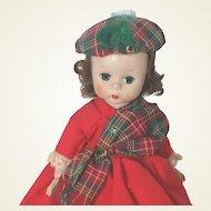 Madam Alexander 1955 Highland Fling #484 SLW Walker Alexander Kins