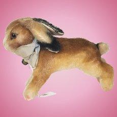 Steiff Hoppy running rabbit 1317.0 from 1950's