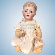 Kammer Reinhardt Simon Halbig 127 character faced bisque head baby
