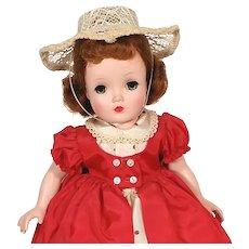Madame Alexander Cissy faced Binnie Walker Doll from 1955