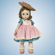 Madame Alexander Visitor Day at School Alexander Kins SLW walker doll