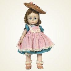 Madame Alexander Visitor Day at School Alexander Kins SLW walker doll