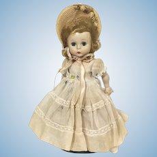 Madame Alexander Southern Belle Alexander Kins SLW walker doll
