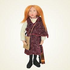 Zwergnase 2001 Nichole Marschollek Artist Doll Amelie