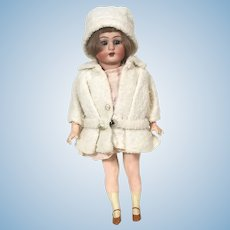 Antique Simon Halbig 1078 flapper doll