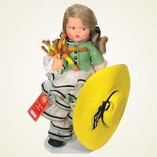 Lenci Rosamunda Felt  Doll