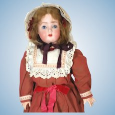 Alt, Beck & Gottschalck (ABG) 1362 Sweet Nell bisque head Doll
