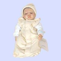 OOAK  Newborn Baby Doll Carter sculpted By Artist Carol Kneisley 2004