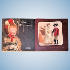 """French Lieutenant's Bride"" and ""If Wishes Were Horses"" Theriaults Doll Auction Catalogs"
