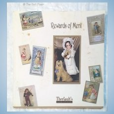 Theriaults Rewards of Merit Dolls Auction Catalog