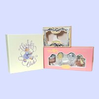Muffy Vanderbear club Collection Album and Boudoir Collection ~ Vanity Accessories Set
