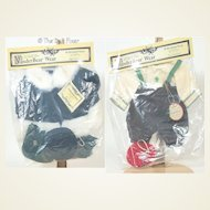 Muffy Vanderbear New England Country Christmas and A Christmas Carol Bearly in Tune Outfits