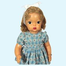 Terri Lee hard plastic doll from 1950's