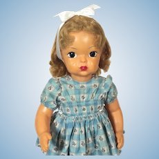 Terri Lee hard plastic doll from 1950's