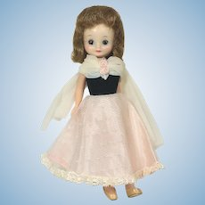 American Character Betsy McCall Doll Prom Time outfit #8205 from 1962