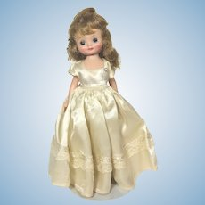 American Character Betsy McCall doll in Bride Dress