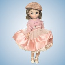 American Character Betsy McCall doll wearing Sunday Best outfit #B99 (1959)