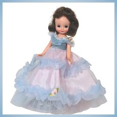 American Character Betsy McCall Doll in Cotillion Outfit #B62 First Year (1957)