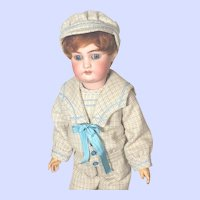 Simon Halbig 530 antique Bisque Head Doll 1900 - 1920