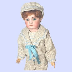 Simon Halbig 530 antique Bisque Head Doll 1900 - 1920