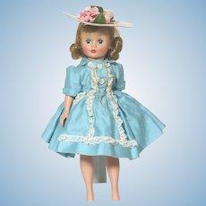 Madame Alexander Cissette #930 Shirtwaist Street Dress 1957