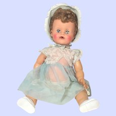Ideal Betsy Wetsy Drink and Wet doll 1960