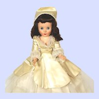 American Character 1950's Sweet Sue Sophisticate Toni Bride Doll