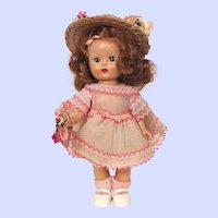 NASB Muffie Doll  In Outfit #705 from 1957