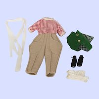 Betsy McCall Pony Pals Outfit B49 From 1959