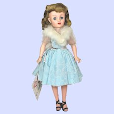 Ideal Miss Revlon Doll Queen Of Diamonds Doll from 1950's