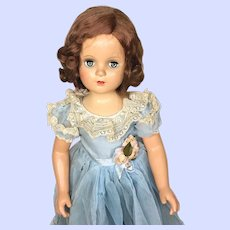 Madame Alexander Princess Margaret Rose Composition Doll 1940's