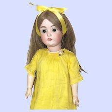 Antique Kestner 171 Bisque Head Doll