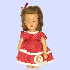 Shirley Temple 1950's ST-12 Vinyl Doll