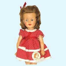 Shirley Temple 1950's ST-12 Vinyl Doll