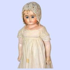 Antique German Patent Washable Doll