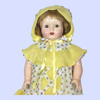 Acme Toy Co Composition Mama Doll