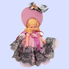 Nancy Ann Storybook Doll (NASB) Wednesdays Child  #182 Doll