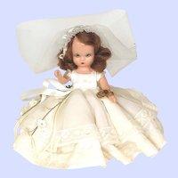 Nancy Ann Storybook Doll (NASB) Bride #86 Doll
