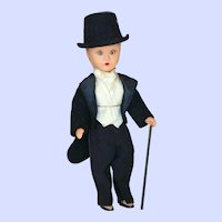 Nancy Ann Storybook Doll (NASB) Groom #88 Doll