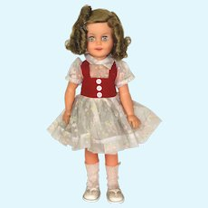 Ideal Shirley Temple by Ideal ST-15 Doll