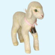 """Vintage Steiff """"Lamby"""" Lamb"""