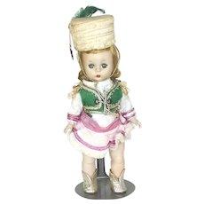 Madame Alexander Alexanderkin Majorette Doll #482 from 1955