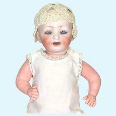 Antique Bisque Hertel Schwab 151 Toddler Doll