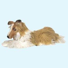 Steiff Plush Corso Collie Dog